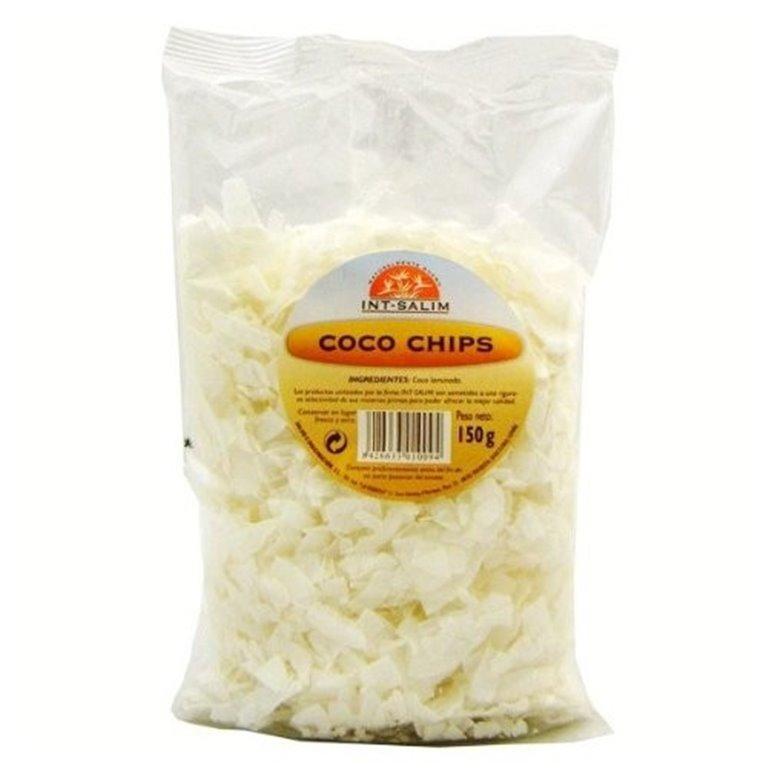 Chips de Coco Deshidratado Bio 150g