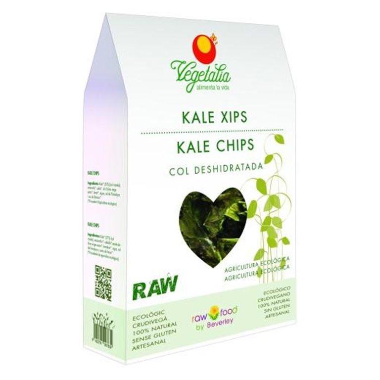 Chips de Kale Bio 350g, 1 ud