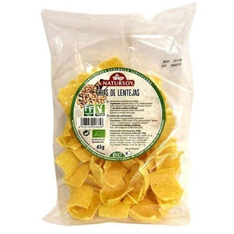 Chips de lentejas 70g