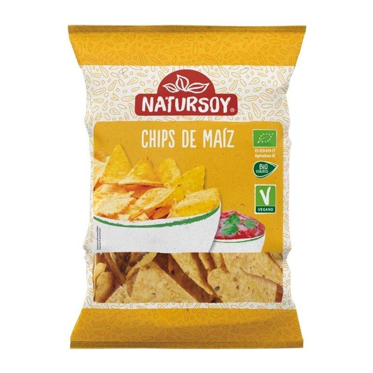 Chips de Maíz Bio 125g