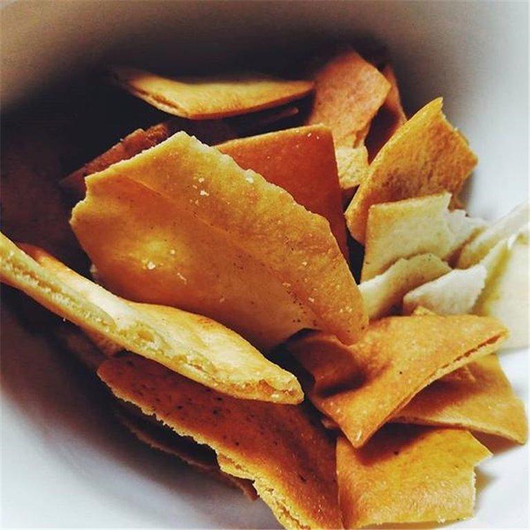 Chips de Pita 50g, 1 ud