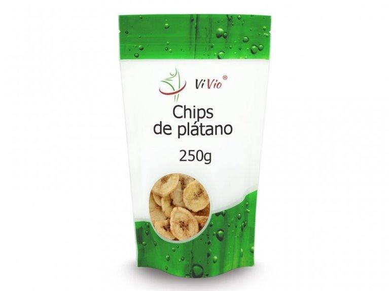Chips de plátano 250g, 1 ud
