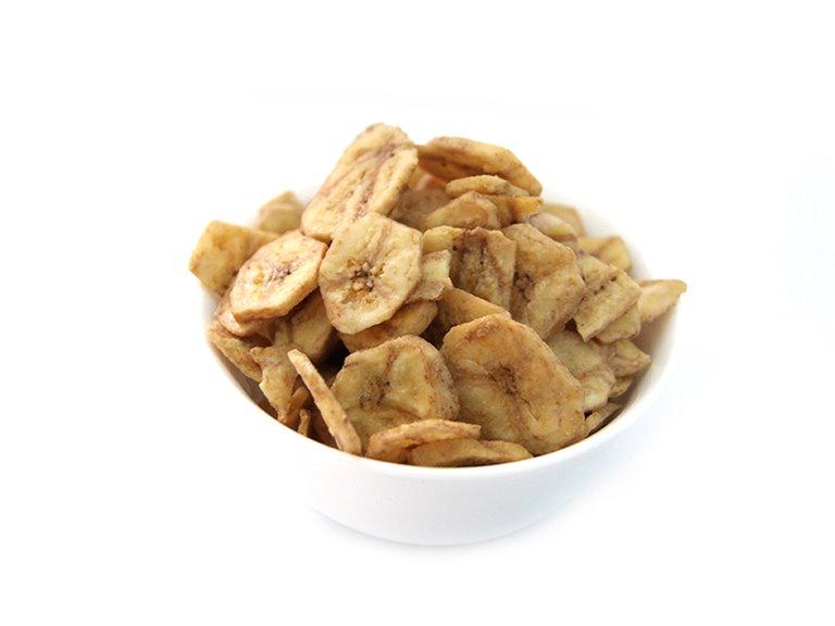 Chips de plátano a granel