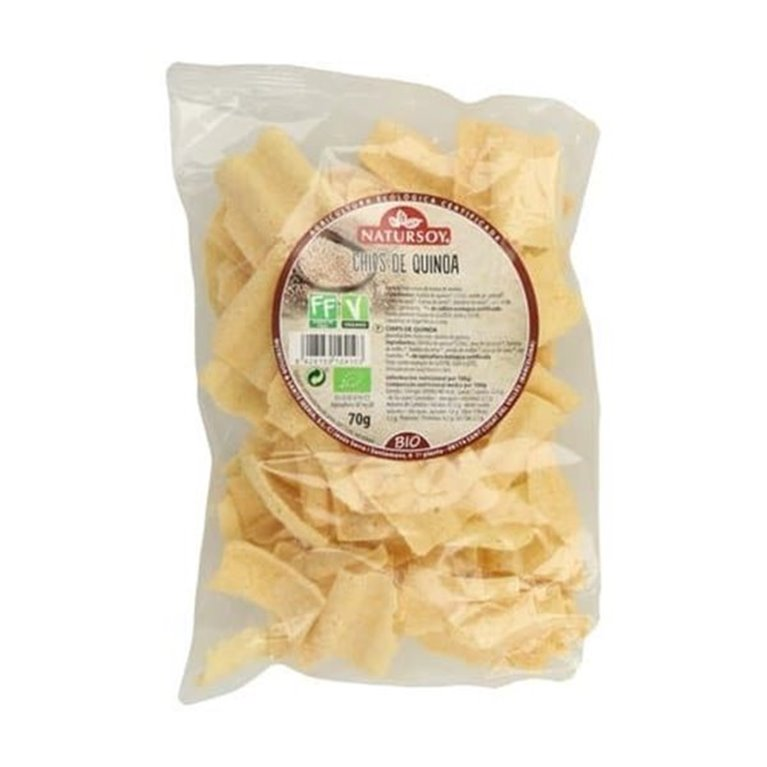 Chips de quinoa 70g