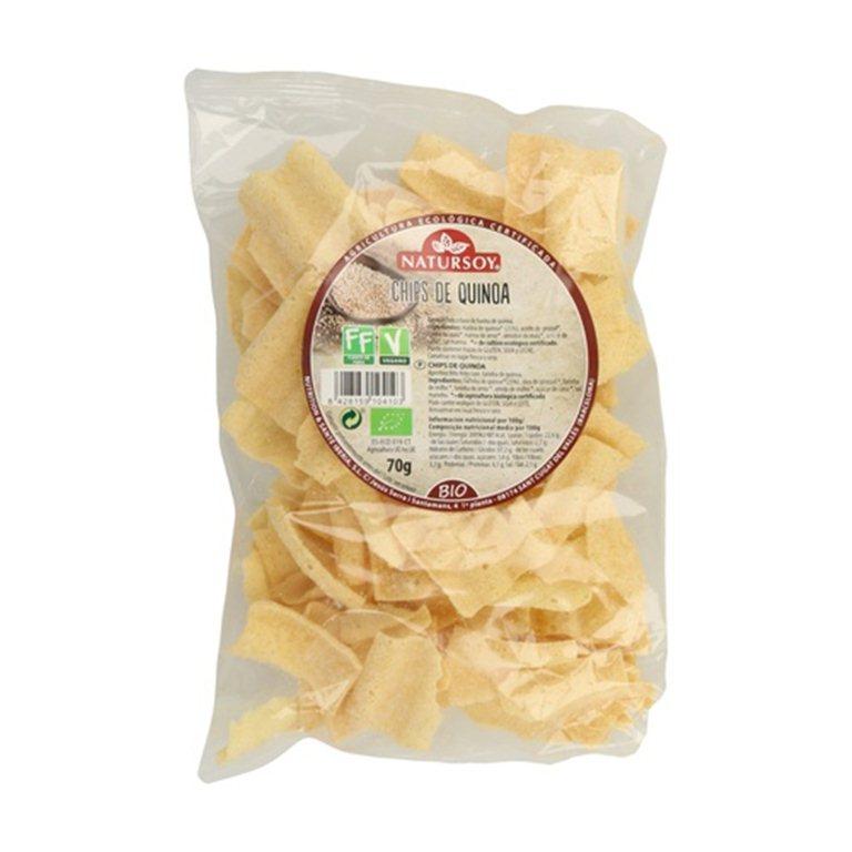 Chips de quinoa, 70 gr