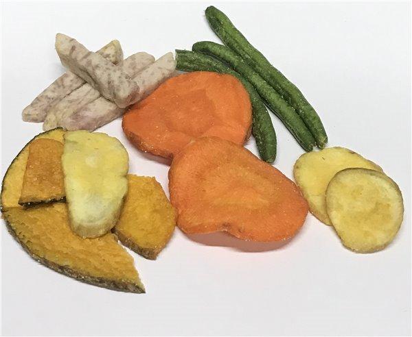 Chips de Verduras, 200 gramos