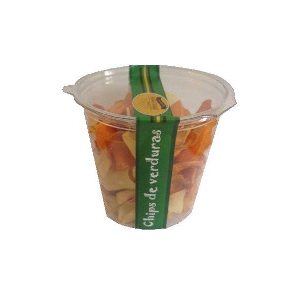Chips de Verduras Deluxe Snacks 100 gr.