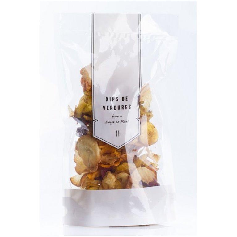 Chips de Verduras Ve de Gust 130 gr., 1 ud