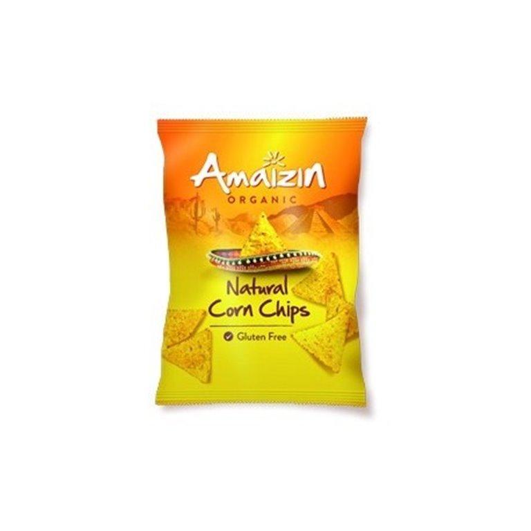 Chips Maíz Natural C/Sal, 1 ud