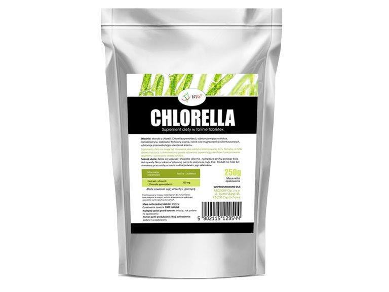 Chlorella 500mg 1000 comprimidos - Formato Ahorro, 1 ud