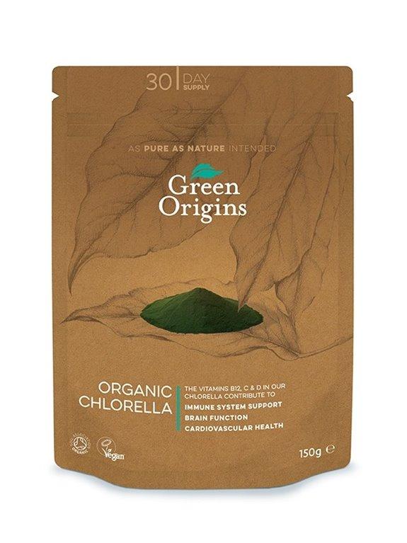 Chlorella Bio 500g, 1 ud