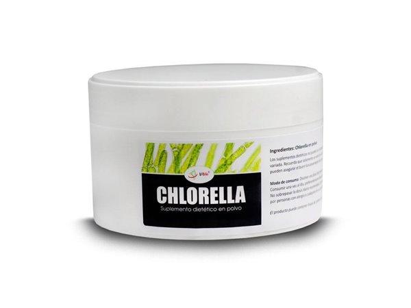 Chlorella en polvo 100g