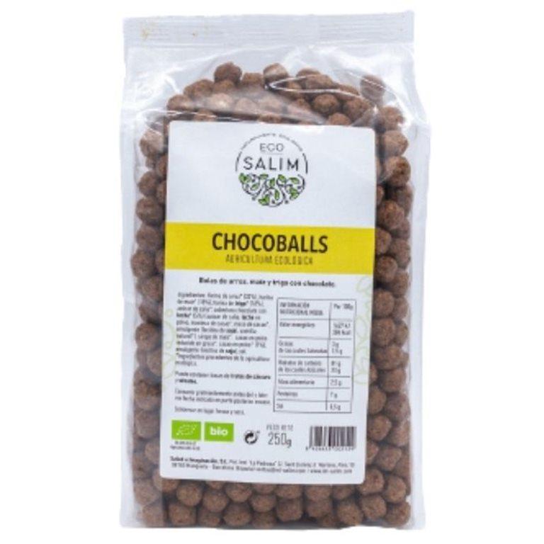 Arroz Hinchado con Chocolate Bio 250g