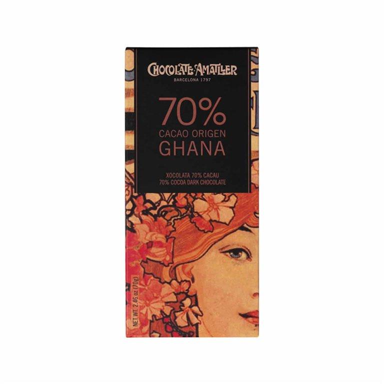 Chocolate 70% Ghana Amatller