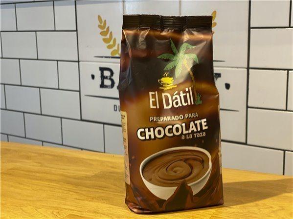 Chocolate a la taza El Datil