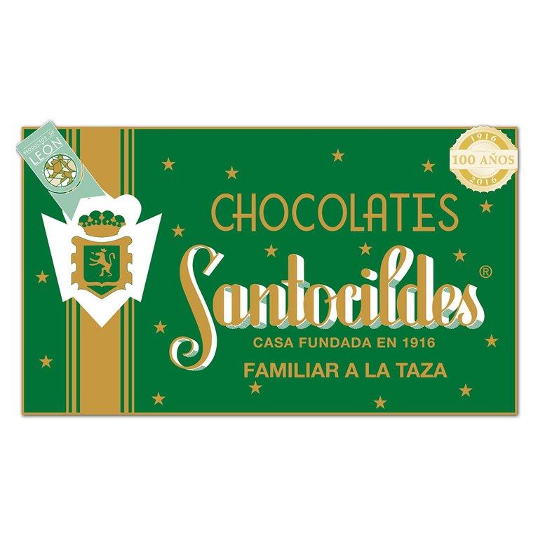 Chocolate a la Taza Familiar 300 grs SANTOCILDES