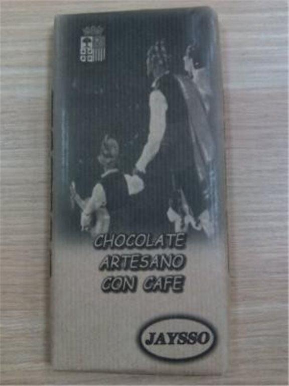 Artisan chocolate with Jaysso coffee