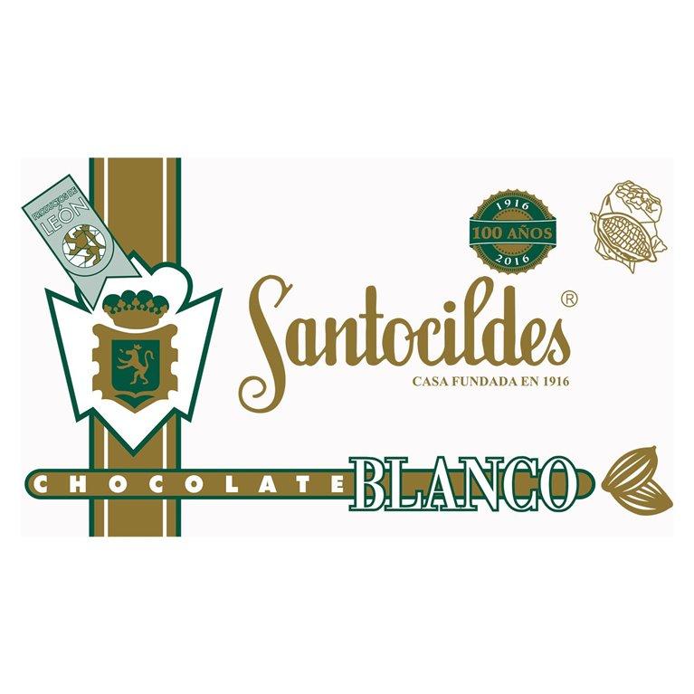 Chocolate Blanco 100 grs SANTOCILDES