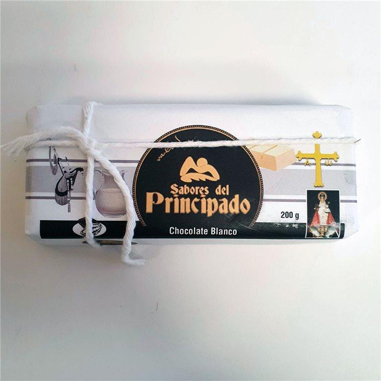 Chocolate Blanco  200 g.