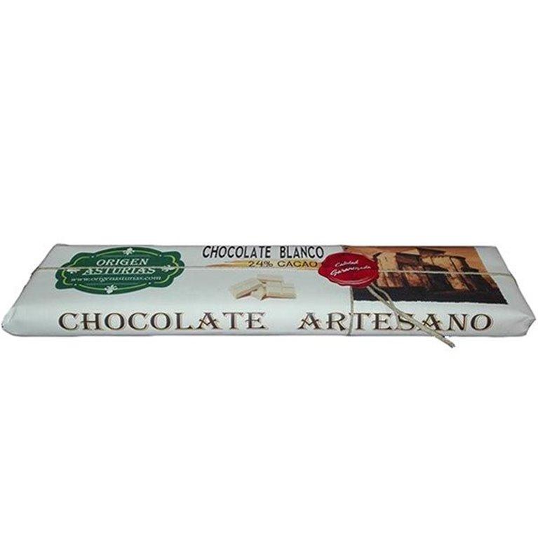 Chocolate Blanco Artesano 300 g.