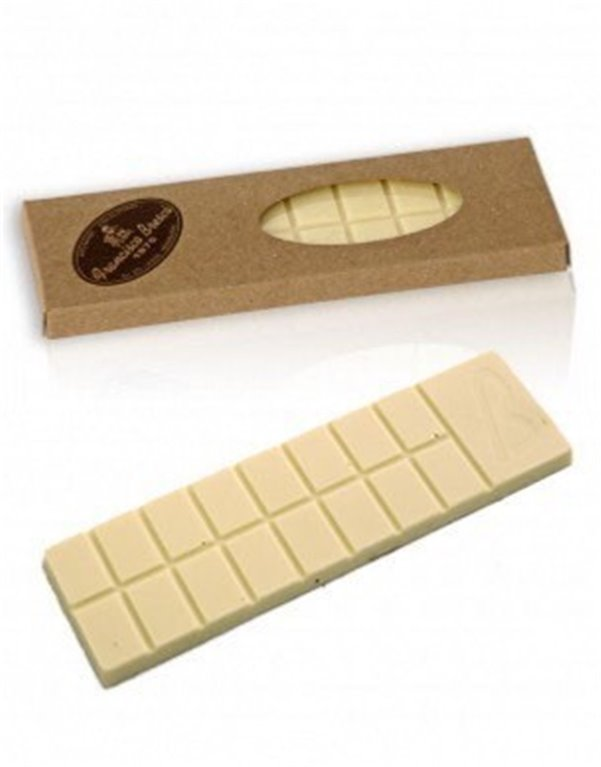 Chocolate blanco Brescó