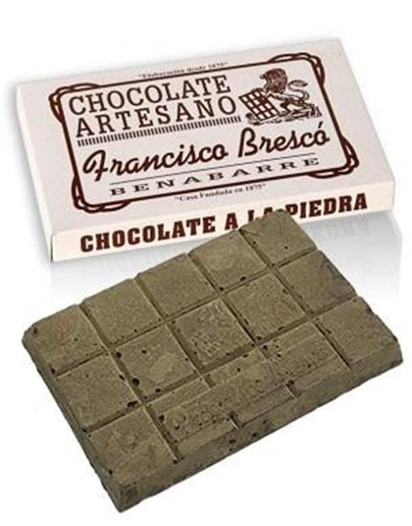 Chocolate Brescó a la piedra, 1 ud