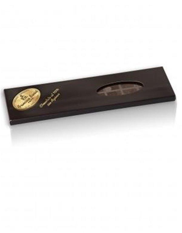 Chocolate Brescó Negro 70% sin azúcar