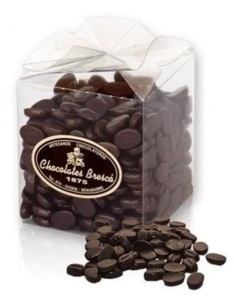 Chocolate Brescó Pepitas de café