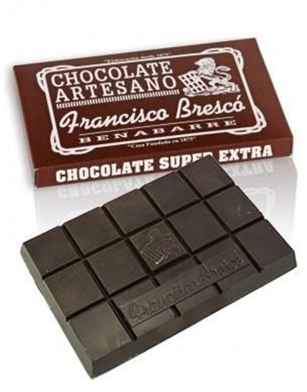 Chocolate Brescó Superextra