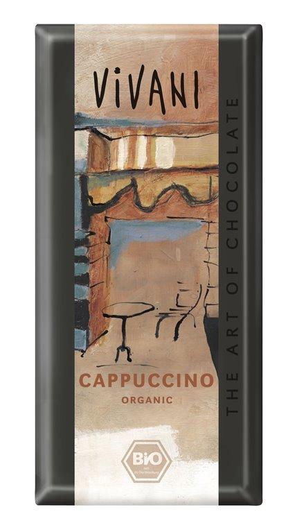 Chocolate Cappuccino Bio 100g