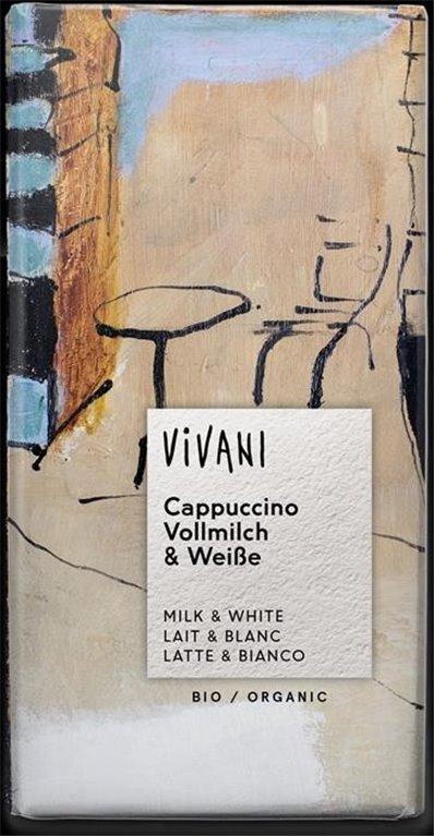 Chocolate Cappuccino Bio 100g, 1 ud