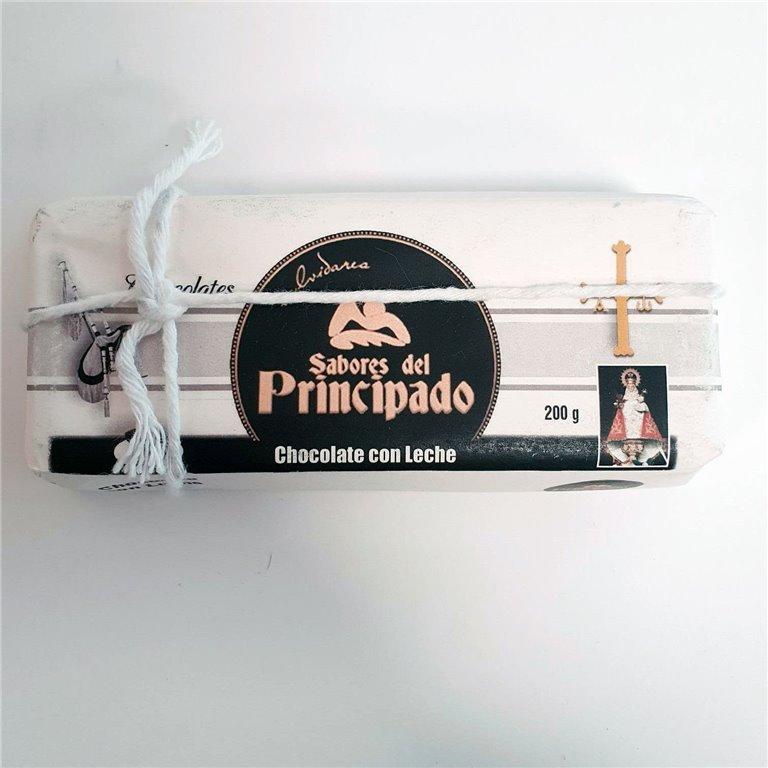 Chocolate con Leche  200 g.