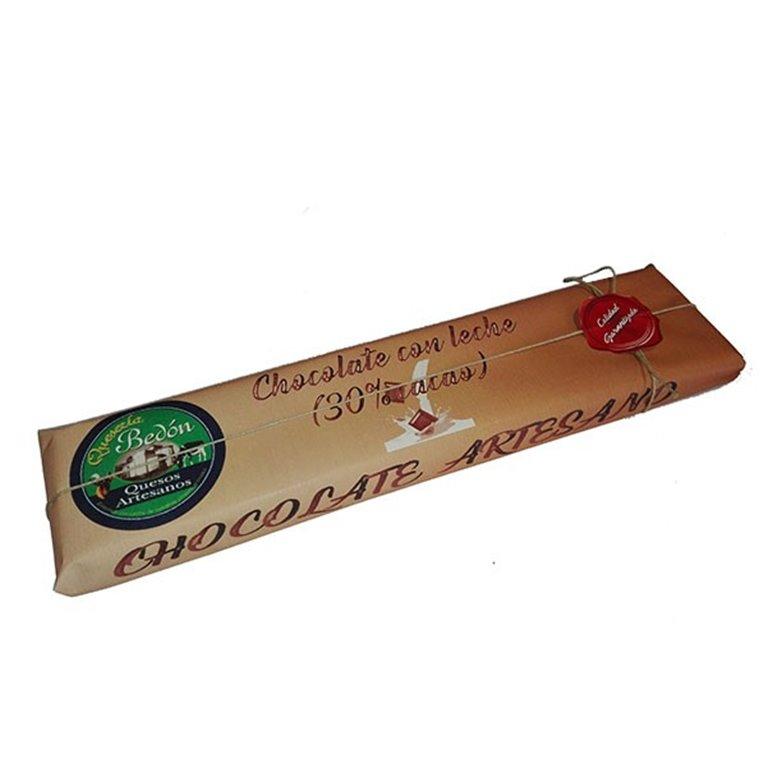 Chocolate Con Leche Artesano 300 g.