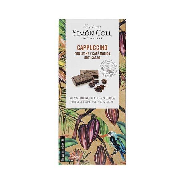 Chocolate con leche cappuccino Simon Coll