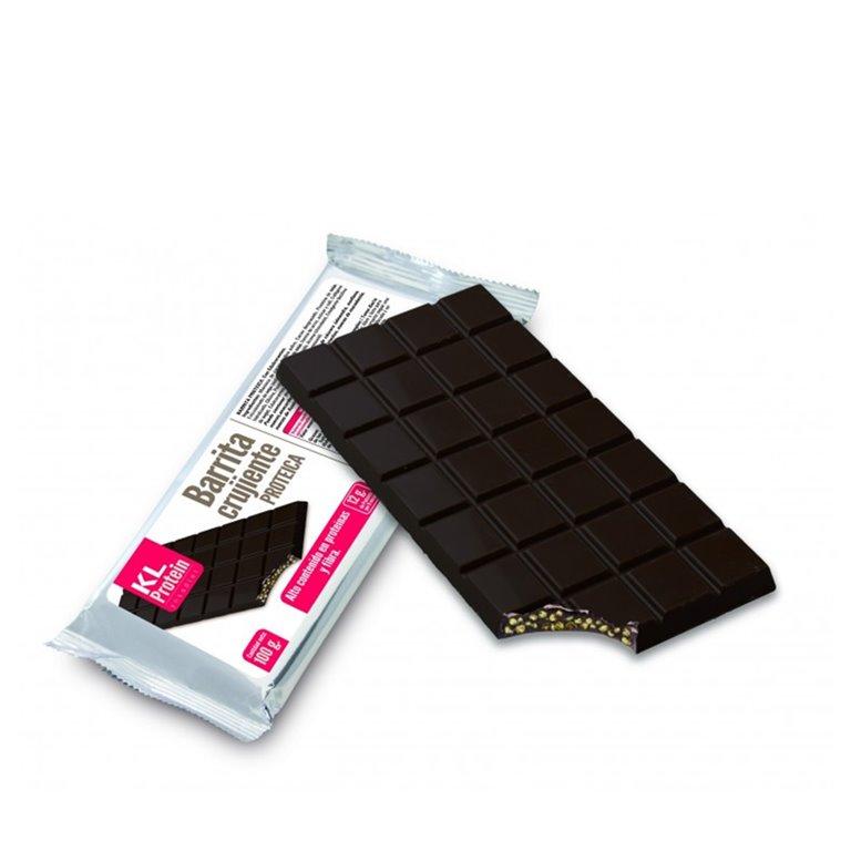Chocolate Crujiente Proteico KL Protein 180g