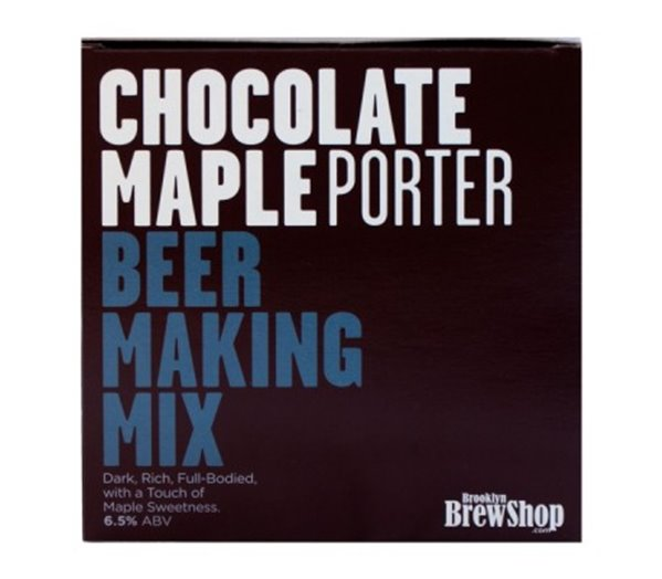 Chocolate Maple Porter Beer Making Mix