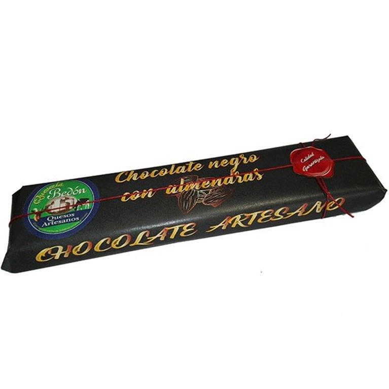 Chocolate Negro Con Almendras