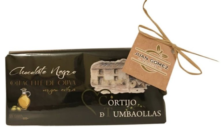 Extra Virgin Olive Oil Dark Chocolate