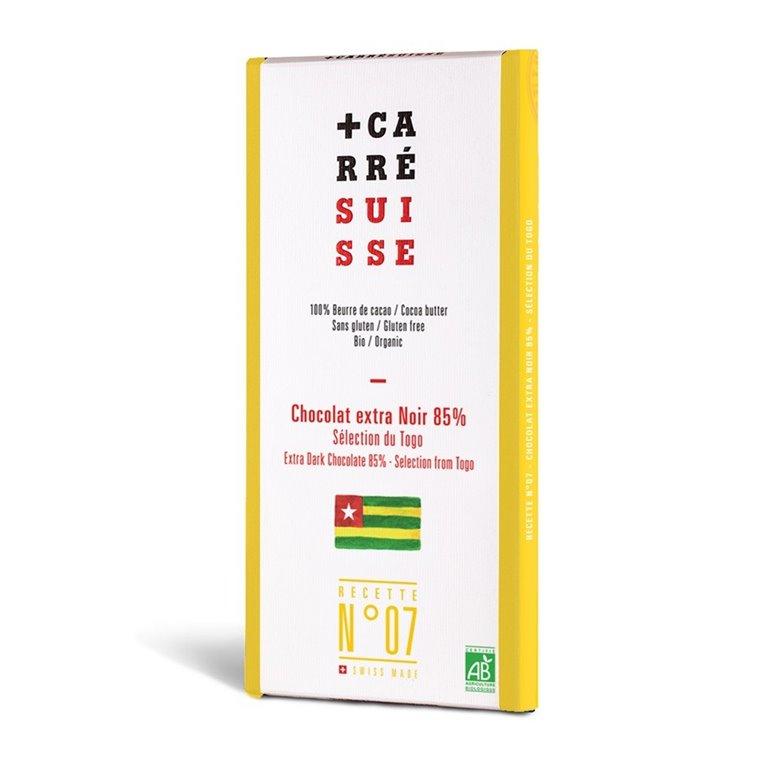 Chocolate Negro de Togo 85% Bio 100g