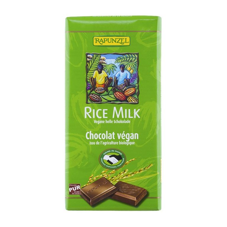 Chocolate Vegano Bio 100g