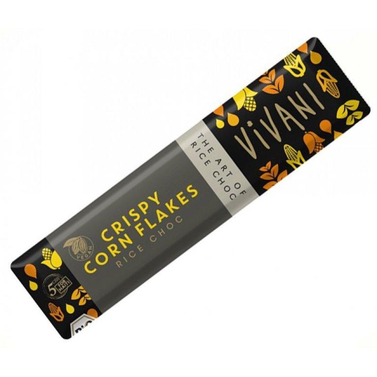 Chocolatina crispy, 40 gr