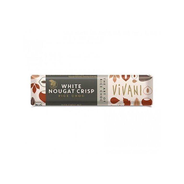 Chocolatina nougat crisp, 40 gr