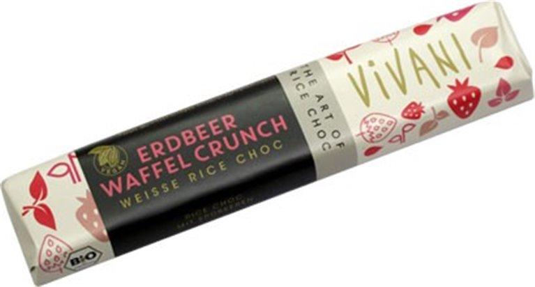 Chocolatina waffel crunch, 40 gr