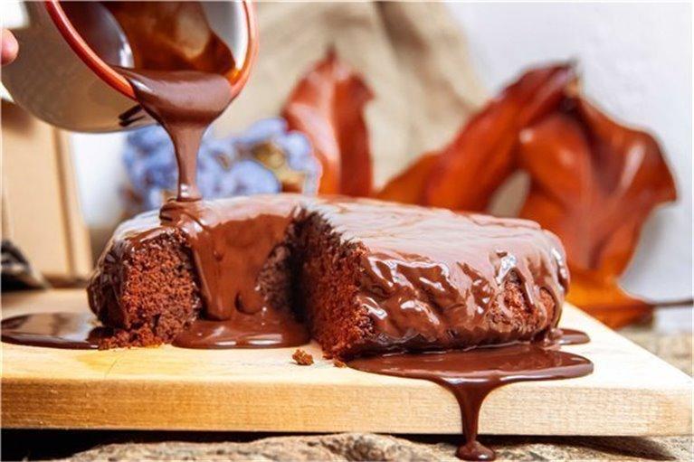 Tarta de Chocolate con Cobertura - 700gr