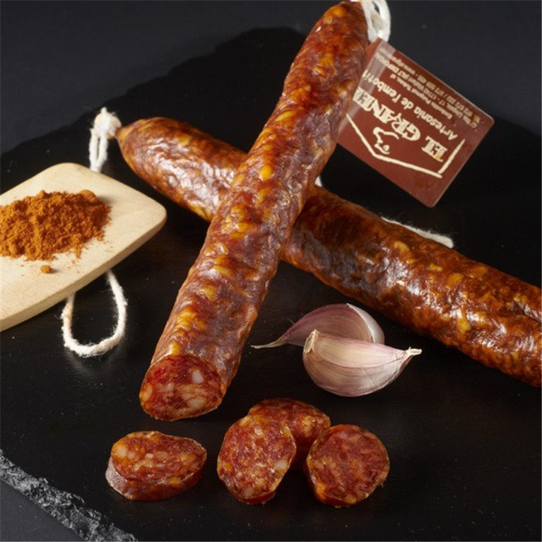 Chorizo 3kg (18-20un). El Graner, 1 ud