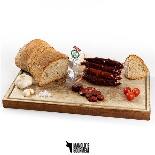 Chorizo artesano extra (5 uds.)