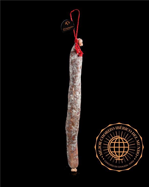 100% Iberian Acorn-fed Chorizo