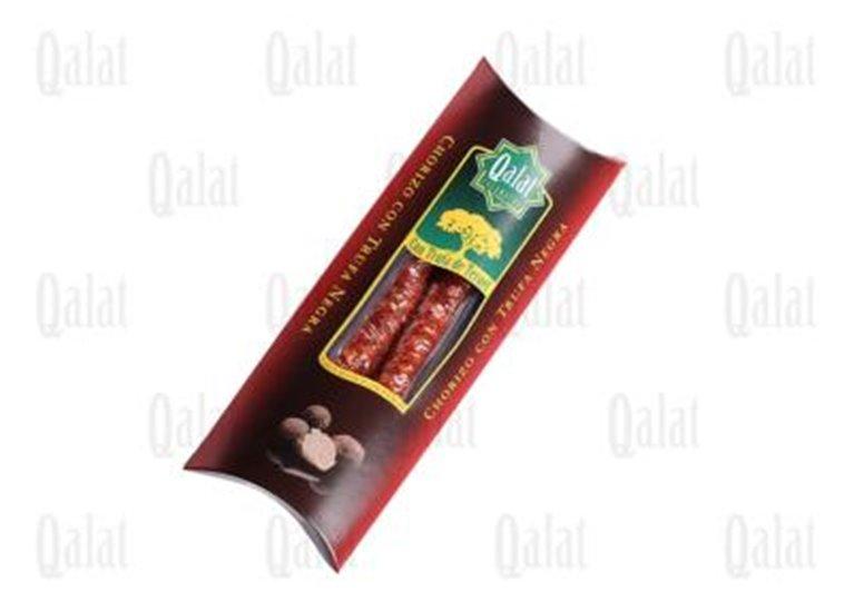 Chorizo con trufa negra Qalat, 1 ud