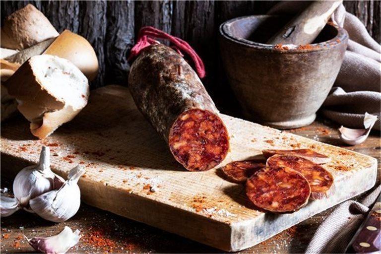 Chorizo cular bellota