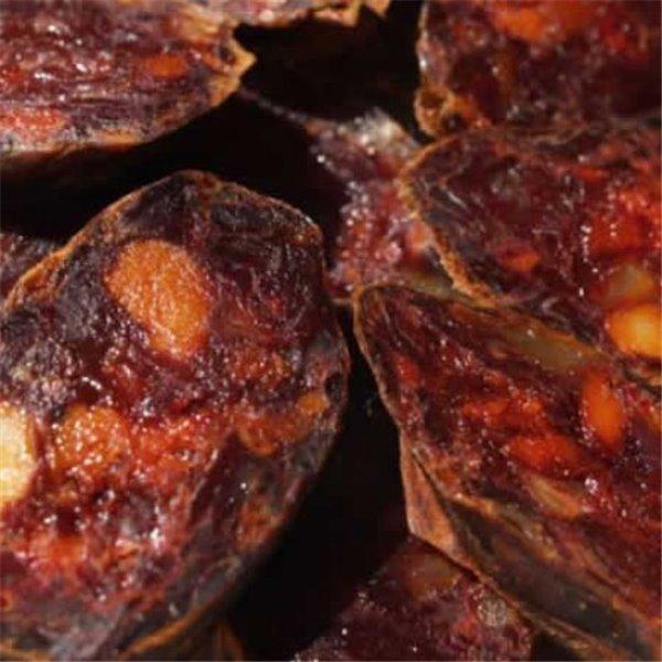 Chorizo curado puro de vaca 4 piezas Emb. La Encina